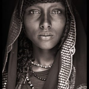 Oromo lady of Bati