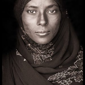 Afar woman of Assaita
