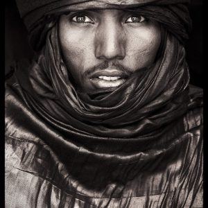 Tuareg vision of intensity