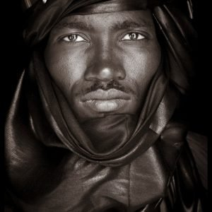 Tuareg warrior
