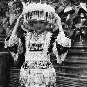 Chinese Hmong Wedding Dress