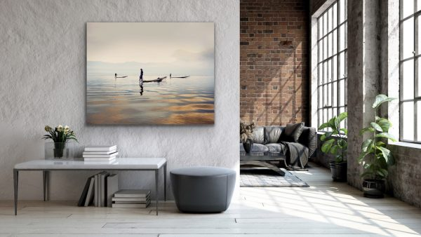 In harmony - 120cm wide version
