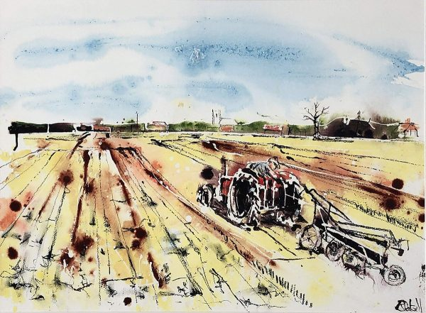 The Norfolk farmer